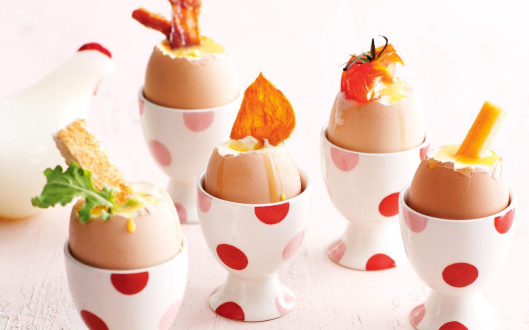Eggs are Magic!